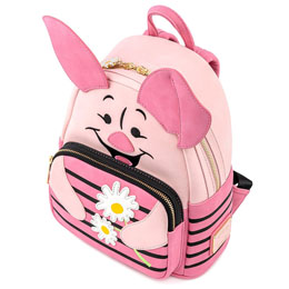 Photo du produit SAC À DOS PIGLET WINNIE THE POOH DISNEY LOUNGEFLY 26CM Photo 2
