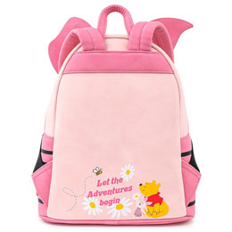Photo du produit SAC À DOS PIGLET WINNIE THE POOH DISNEY LOUNGEFLY 26CM Photo 4