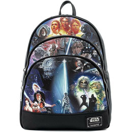 Sac à dos May The Force Star Wars Loungefly 34cm