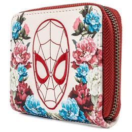 Photo du produit Porte monnaie porte carte Floral Spiderman Marvel Loungefly Photo 3