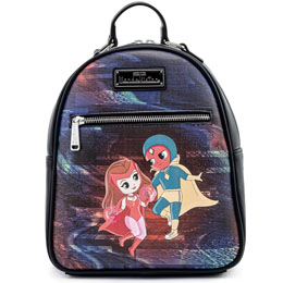 Sac à dos Scarlet Witch Wanda Vision Marvel Loungefly 28cm