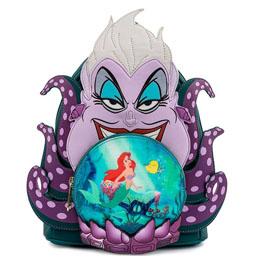 Sac à dos Ursula La petite sirène Disney Loungefly 26cm