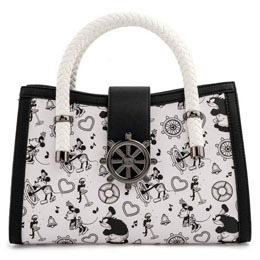 Sac Steamboat Willie Mickey Mouse Disney Loungefly