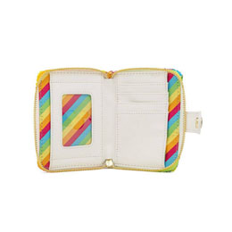 Photo du produit Disney by Loungefly Porte-monnaie Sequin Rainbow Minnie Photo 1