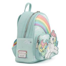 Photo du produit Sac à dos Starshine Rainbow Mi Pequeño Pony Loungefly 25cm Photo 4