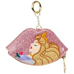 DISNEY BY DANIELLE NICOLE PORTE-MONNAIE SLEEPING BEAUTY (LA BELLE AU BOIS DORMANT)