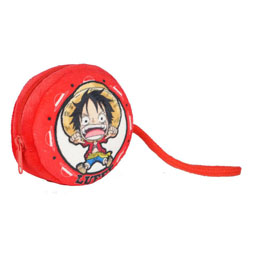 ONE PIECE PORTE-MONNAIE LUFFY