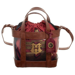 HARRY POTTER SAC SHOPPING HOGWARTS