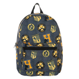 SAC A DOS HUFFLEPUFF HARRY POTTER 42CM