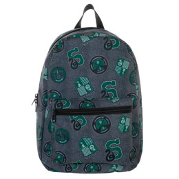 SAC A DOS SLYTHERIN HARRY POTTER 42CM