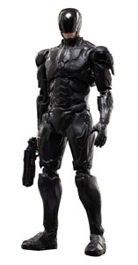 ROBOCOP 2014 FIGURINE EXQUISITE MINI 1/18 ROBOCOP BLACK 10 CM