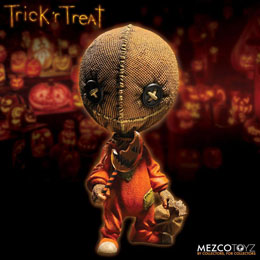 TRICK 'R TREAT FIGURINE STYLIZED SAM 15 CM