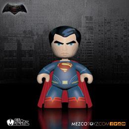 Photo du produit BATMAN V SUPERMAN DAWN OF JUSTICE SET FIGURINES MINI MEZ-ITZ 5 CM Photo 3