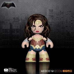 Photo du produit BATMAN V SUPERMAN DAWN OF JUSTICE SET FIGURINES MINI MEZ-ITZ 5 CM Photo 4