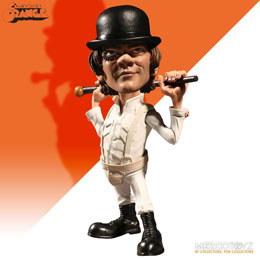 Photo du produit ORANGE MÉCANIQUE FIGURINE STYLIZED ROTO ALEX DELARGE 15 CM Photo 1