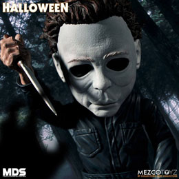 HALLOWEEN FIGURINE MICHAEL MYERS MEZCO MDS SERIES