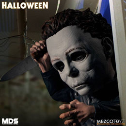 Photo du produit HALLOWEEN FIGURINE MICHAEL MYERS MEZCO MDS SERIES  Photo 1