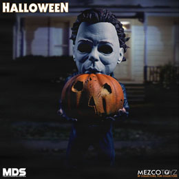 Photo du produit HALLOWEEN FIGURINE MICHAEL MYERS MEZCO MDS SERIES  Photo 3