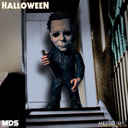 Photo du produit HALLOWEEN FIGURINE MICHAEL MYERS MEZCO MDS SERIES  Photo 4