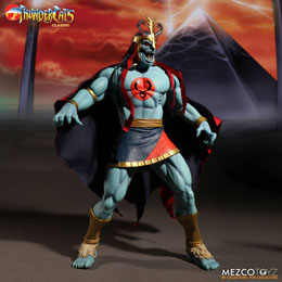 FIGURINE COSMOCATS MEGA SCALE MUMM-RA GLOW IN THE DARK VER. 36 CM