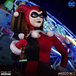 Photo du produit DC COMICS FIGURINE 1/12 HARLEY QUINN DELUXE EDITION 16 CM Photo 2