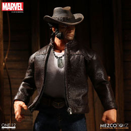 Photo du produit MARVEL UNIVERSE FIGURINE 1/12 LOGAN 16 CM Photo 1