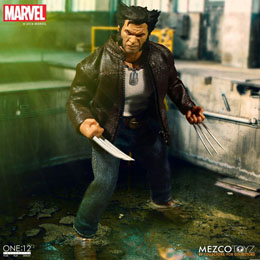 Photo du produit MARVEL UNIVERSE FIGURINE 1/12 LOGAN 16 CM Photo 3