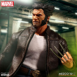 Photo du produit MARVEL UNIVERSE FIGURINE 1/12 LOGAN 16 CM Photo 4