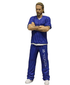 FIGURINE SONS OF ANARCHY BLUE PRISON VARIANT JAX NYCC EXCLUSIVE