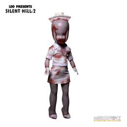 Photo du produit SILENT HILL 2 LIVING DEAD DOLLS POUPÉE BUBBLE HEAD NURSE 25 CM Photo 1