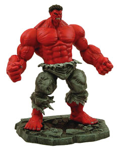 MARVEL SELECT FIGURINE RED HULK 25 CM
