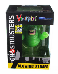 Photo du produit SOS FANTOMES FIGURINE VINIMATES GLOW-IN THE-DARK SLIMER SDCC 2017 EXCLUSIVE Photo 1