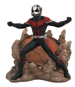 ANT-MAN AND THE WASP MARVEL MOVIE GALLERY STATUETTE ANT-MAN 23 CM