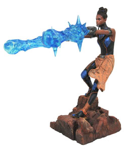Photo du produit BLACK PANTHER MARVEL MOVIE GALLERY STATUETTE SHURI 23 CM Photo 1