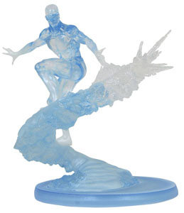 MARVEL COMIC PREMIER COLLECTION STATUETTE ICEMAN 28 CM / EDITION LIMITEE