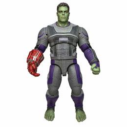Photo du produit Avengers Endgame Marvel Select figurine Hulk Hero Suit 23 cm Photo 1