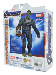 Photo du produit Avengers Endgame Marvel Select figurine Hulk Hero Suit 23 cm Photo 2