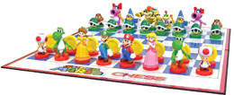 Photo du produit SUPER MARIO JEU D´ÉCHECS TIN BOX Photo 1