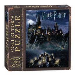 HARRY POTTER PUZZLE COLLECTOR WORLD OF HARRY POTTER (550 PIÈCES)