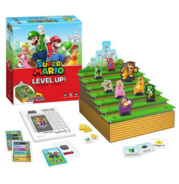 Photo du produit SUPER MARIO JEU DE PLATEAU LEVEL UP (ANGLAIS) Photo 1