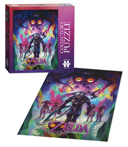 PUZZLE LEGEND OF ZELDA MAJORA'S MASK INCARNATION 550 PIECES