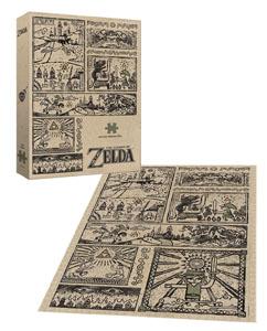 LEGEND OF ZELDA PUZZLE LEGEND OF THE HERO (1000 PIECES)