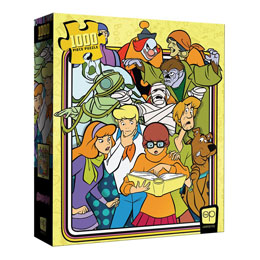 SCOOBY-DOO PUZZLE THOSE MEDDLING KIDS! (1000 PIÈCES)