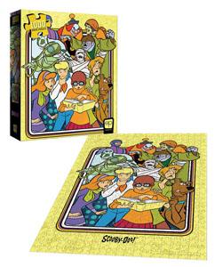 Photo du produit SCOOBY-DOO PUZZLE THOSE MEDDLING KIDS! (1000 PIÈCES) Photo 1