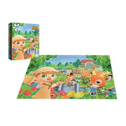 Photo du produit Animal Crossing puzzle New Horizons (1000 pièces) Photo 1