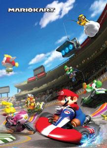 Photo du produit Super Mario puzzle Mario Kart (1000 pièces) Photo 1