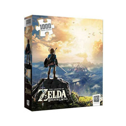 The Legend of Zelda puzzle Breath of the Wild (1000 pièces)