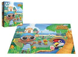Photo du produit Animal Crossing New Horizons puzzle Summer Fun (1000 pièces) Photo 1