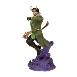 Photo du produit Marvel Contest Of Champions Video Game statuette PVC 1/10 Loki 20 cm Photo 2