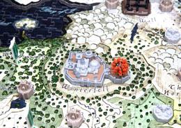 Photo du produit GAME OF THRONES PUZZLE 3D WESTEROS (1400 PIÈCES) Photo 3